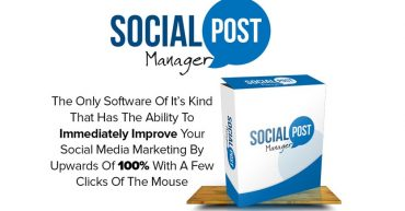 Social Post Manager