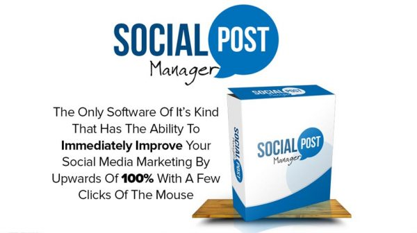 Social Post Manager 836×468