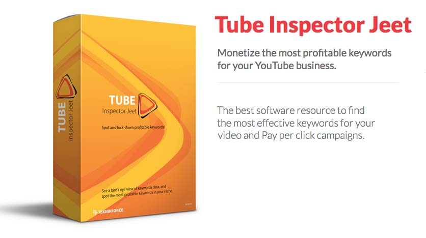 Tube Inspector Jeet